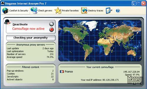 Steganos internet anonym 2013