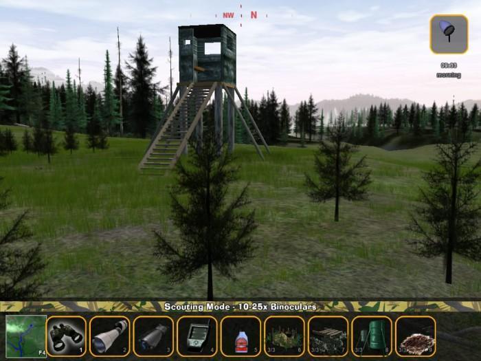 Скачать игру на компьютер deer hunter