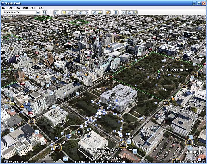Google Earth Pro 3d Viewer